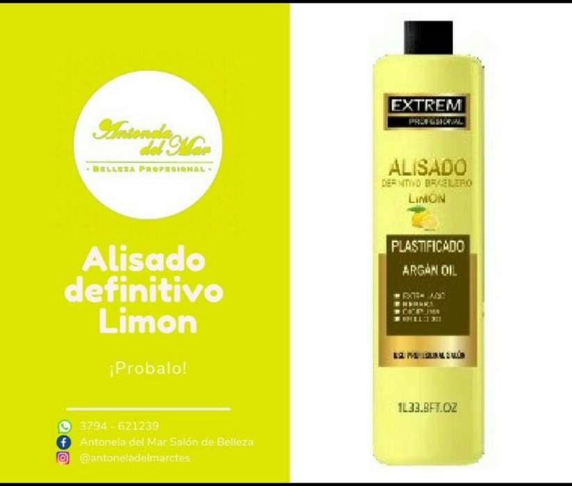 Alisado Limon 1l