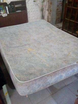 <strong>cama</strong> turca y colchón de 2 plazas, 1.500 cel. 3425301702