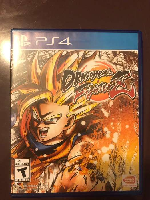 Dragon Ball Fighter Z para <strong>playstation</strong> 4 PS4