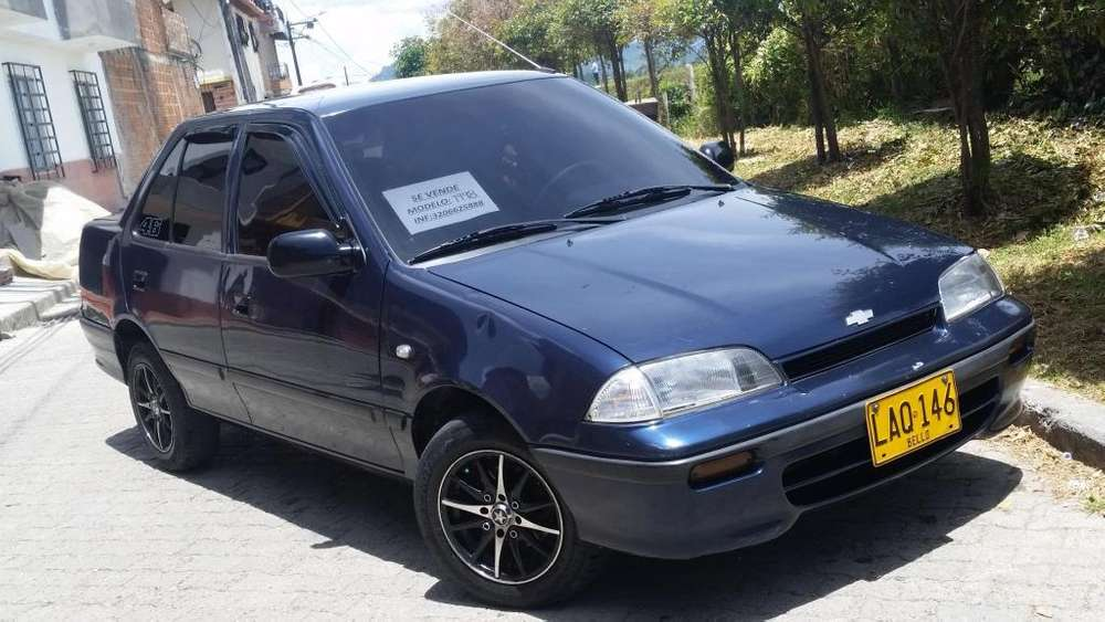 Chevrolet Swift 1998 - 102550 km