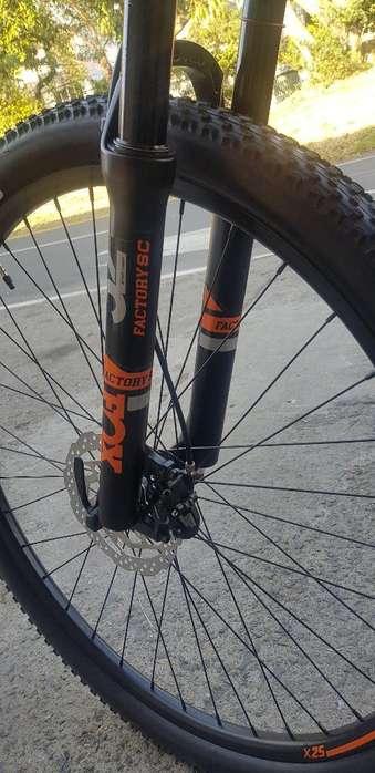 Bicicleta Rin 29' Talla M