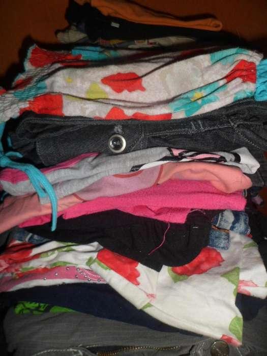 liquido lote de ropa usada de niños