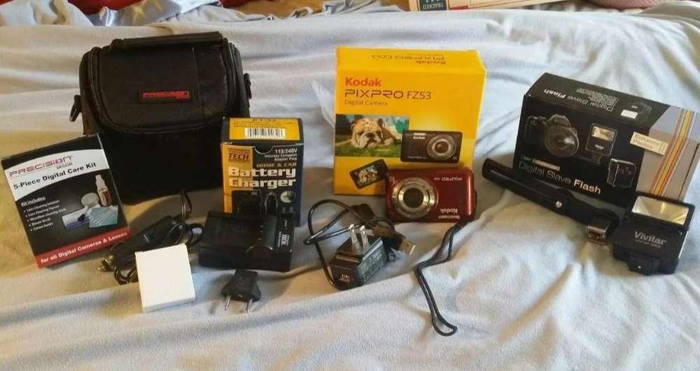 Se Vende Kodak Pix Pro Fz53