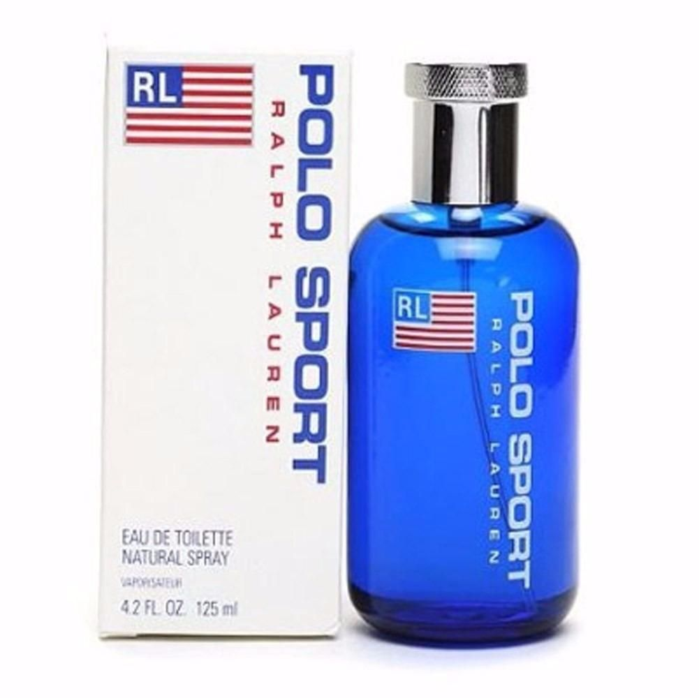 polo sport hombre 4.2oz 125ml Sellada Original
