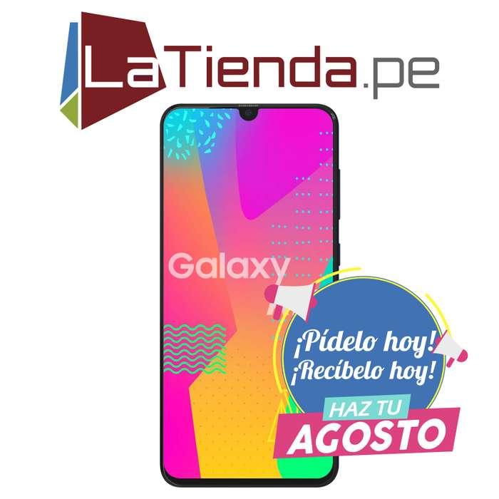 Samsung Galaxy A70 - memoría expandible hasta 1 TB