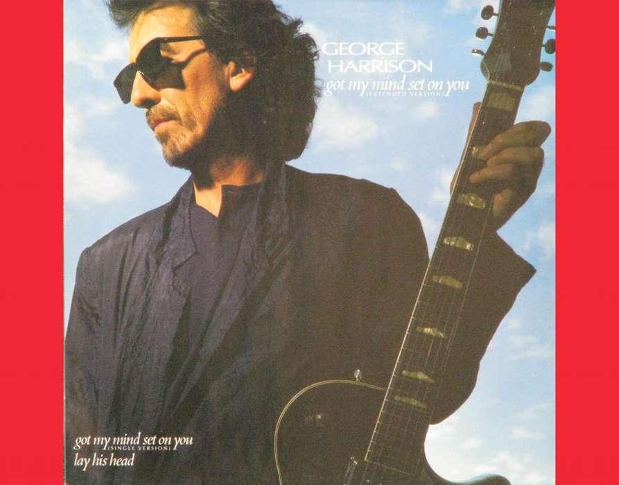 * GOT MY MIND SET ON YOU George Harrison acetato vinilo Lps para tornamesas DJ tocadiscos Deejays Entrega a domicilio
