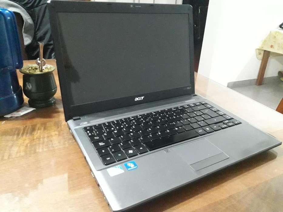 Vendo Notebook Acer para reparar