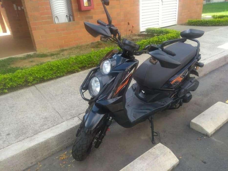 Moto Tongko 124 Cc 2019 Automatica
