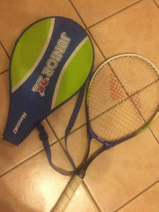 Vendo Raqueta Junior 25