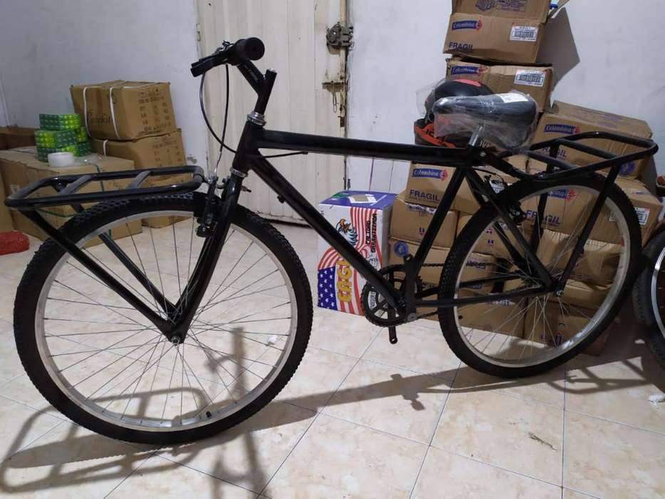 Bicicleta de Carga.