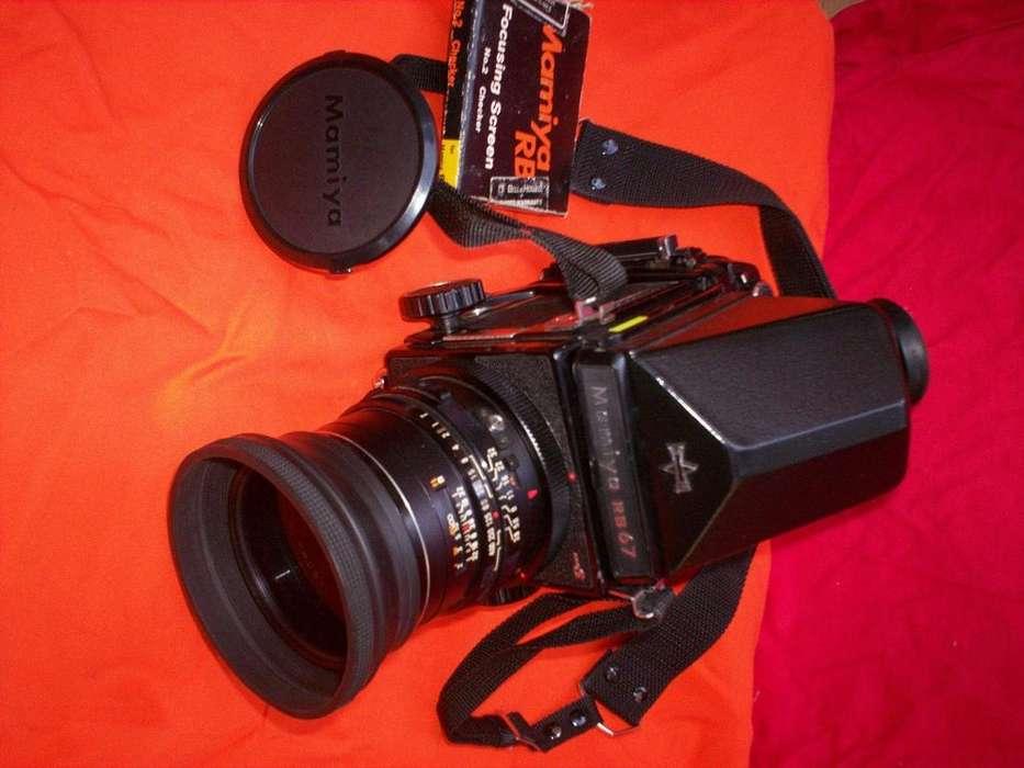 Mamiya Rb67 Pro S 6x7 Càmara Fotogràfca Formato Medio