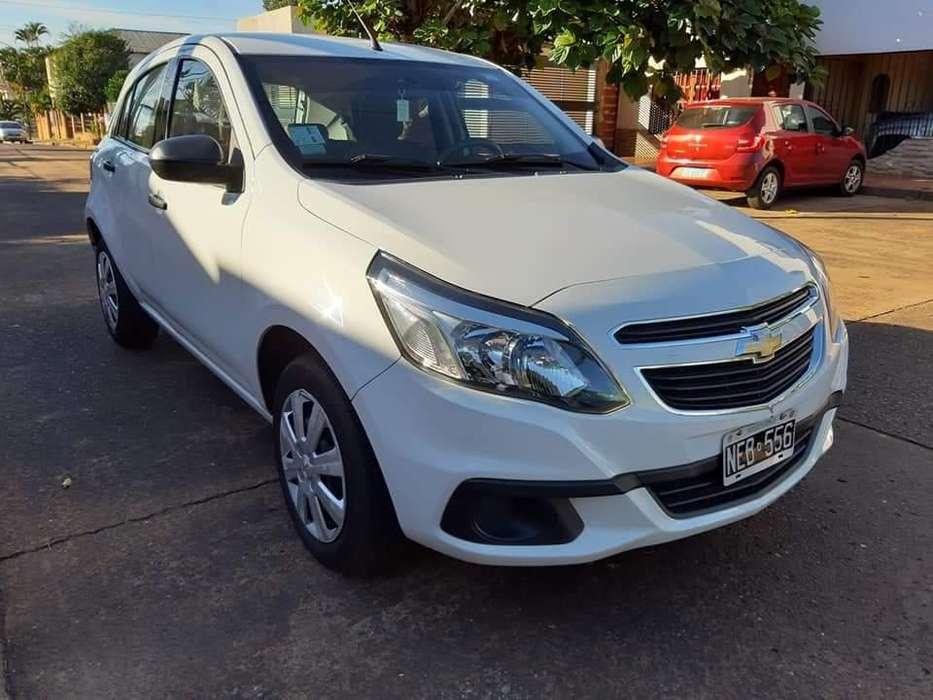 Chevrolet Agile 2013 - 65000 km