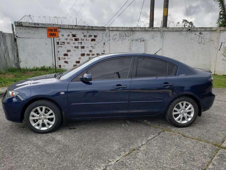 Mazda 3 2008 - 117500 km