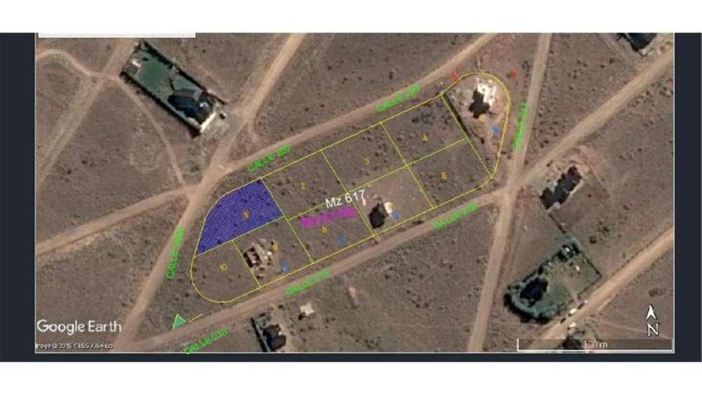 Mza 617 Parcela1 100 - UD 30.000 - Terreno en Venta