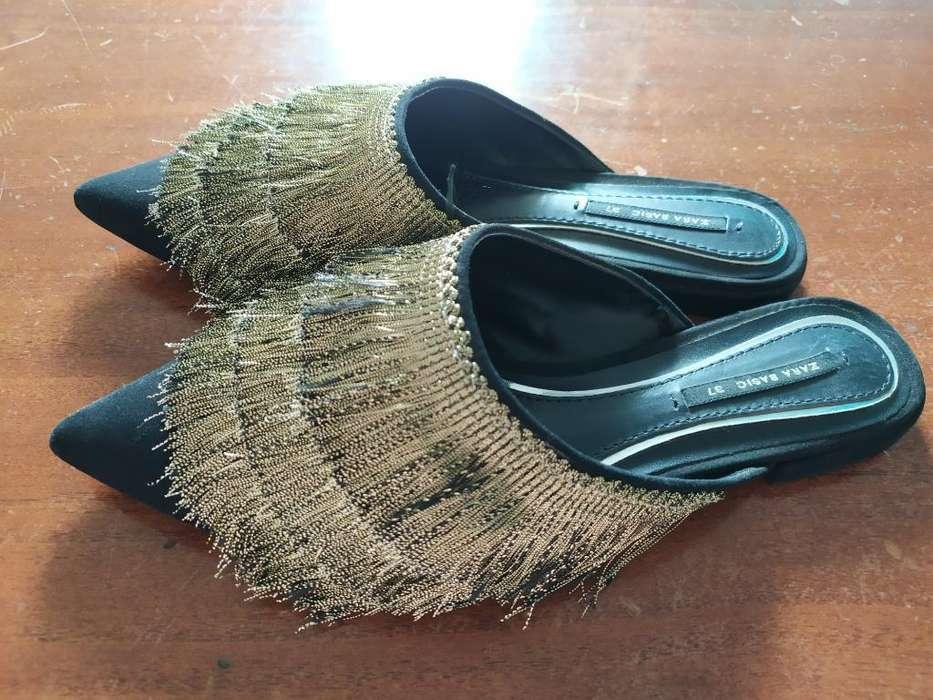 Zapatos <strong>zara</strong> Basic
