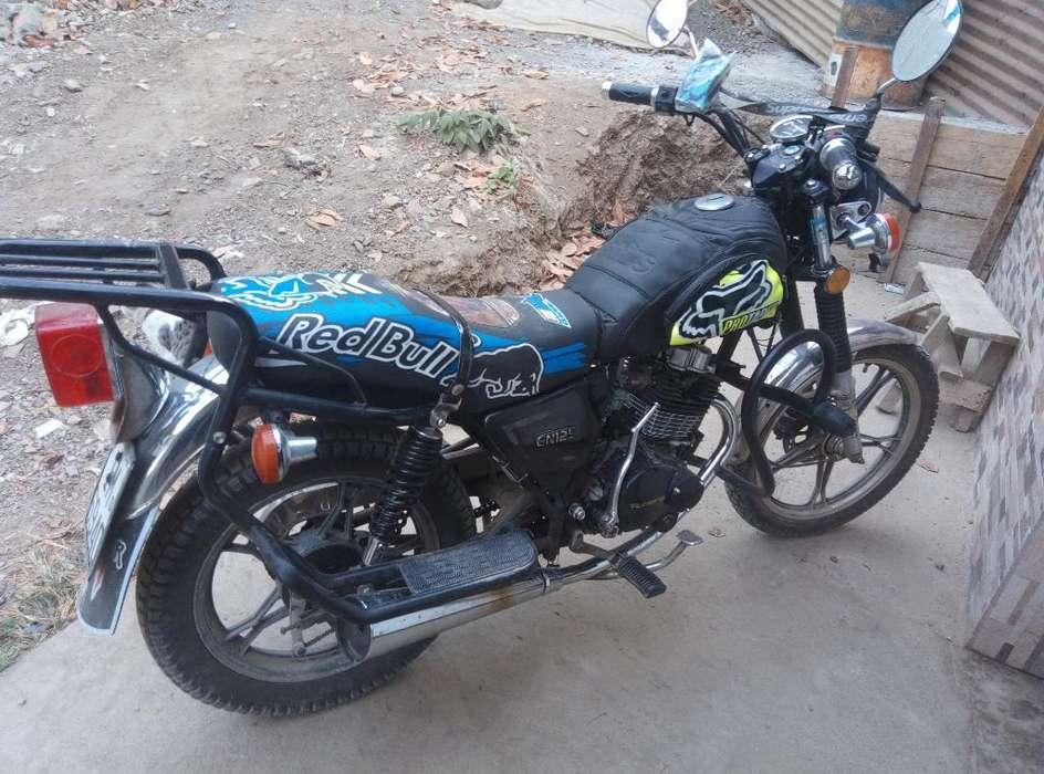 Vendo Moto Tundra Modelo Gn Td X150 10/1