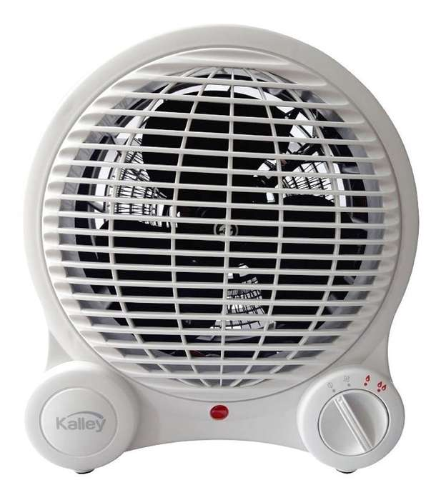 <strong>calefactor</strong> Calentador De Ambiente Kalley