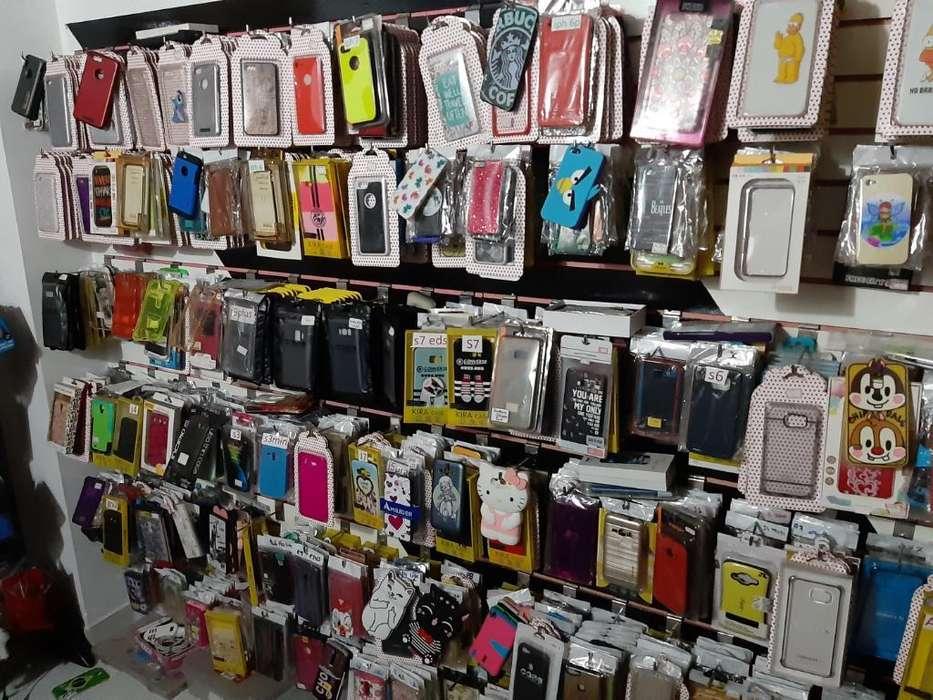 Se Vende Lot de Accesorios para Cel Y Pc
