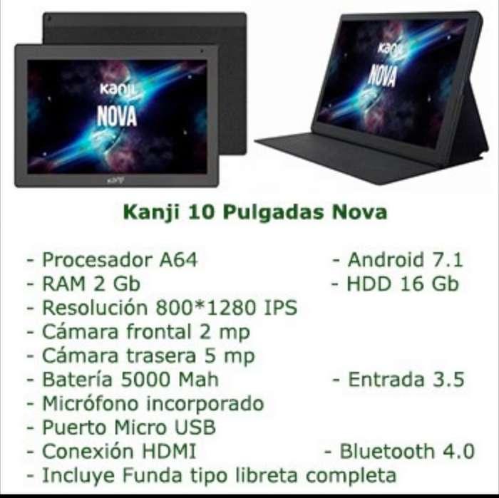 Tablet Kanji Nova 10