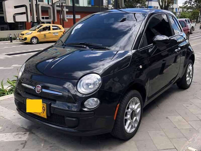 <strong>fiat</strong> 500 2013 - 40000 km