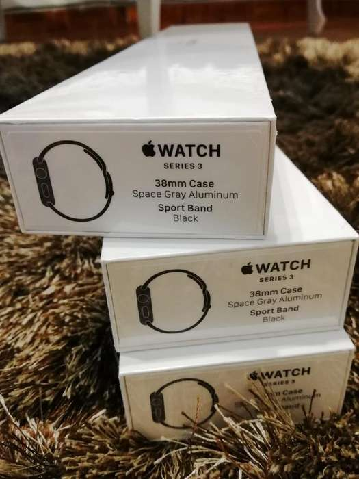 Apple Watch Serie 3 Nuevos