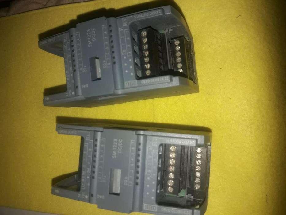 MODULOOS DE AMPIACION DE PLC S71200 SIEMENS SM1223