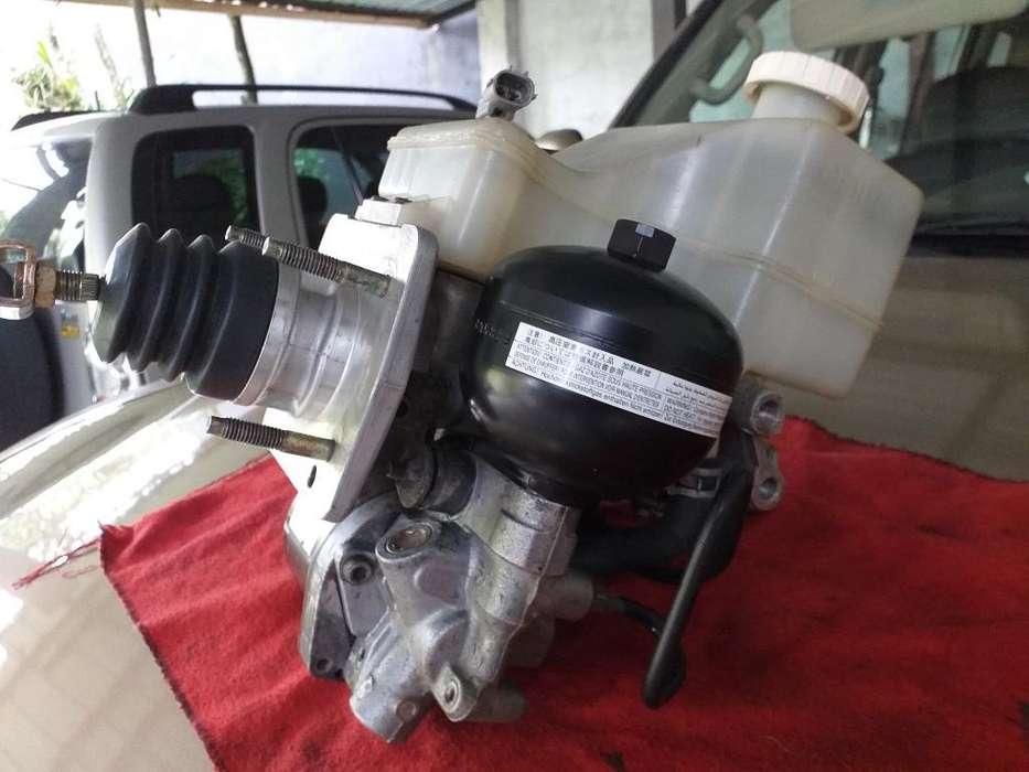 Mitsubishi Montero Blister Hidrobuster