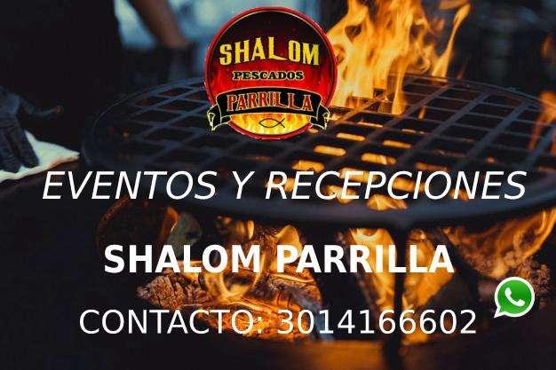 SALÓN DE EVENTOS Y RECEPCIONES SHALOM PARRILLA TUNJA