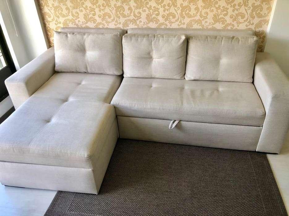 vendo Sofa <strong>cama</strong>, mesa centro y comedor*6