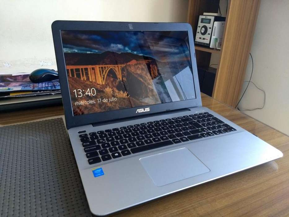 Notebook ASUS X555 i5 8GB SSD
