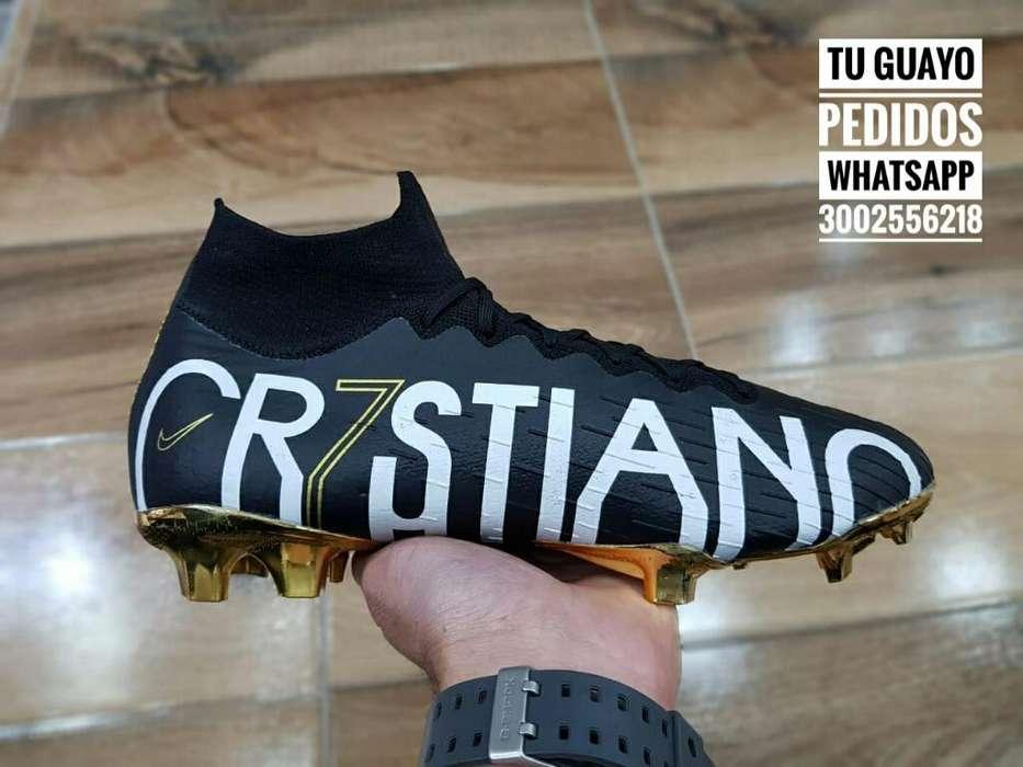Guayos Nike Superfly Cr7