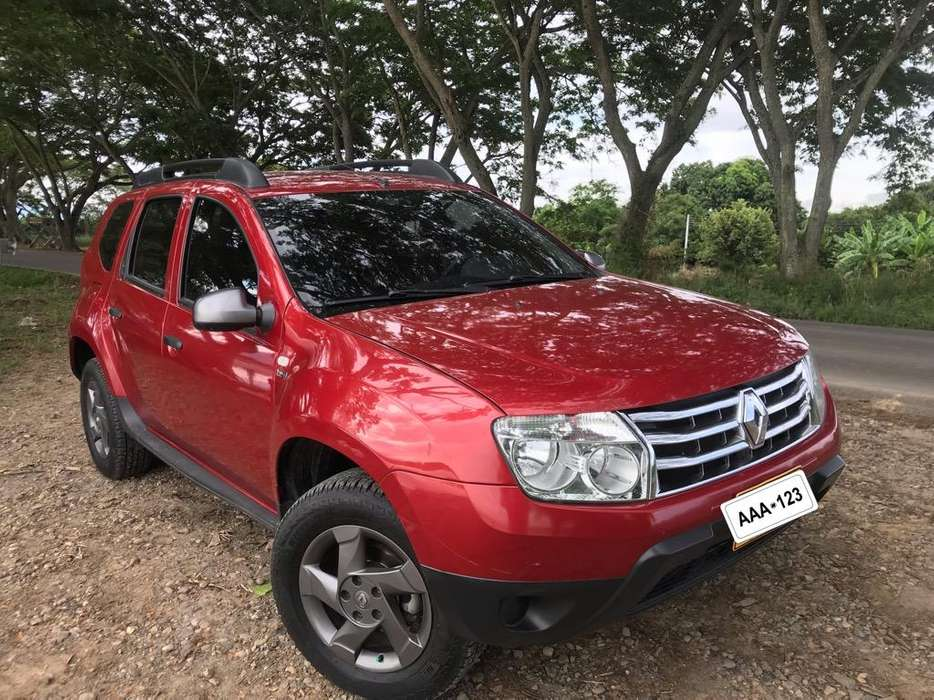 Renault Duster 2015 - 86000 km