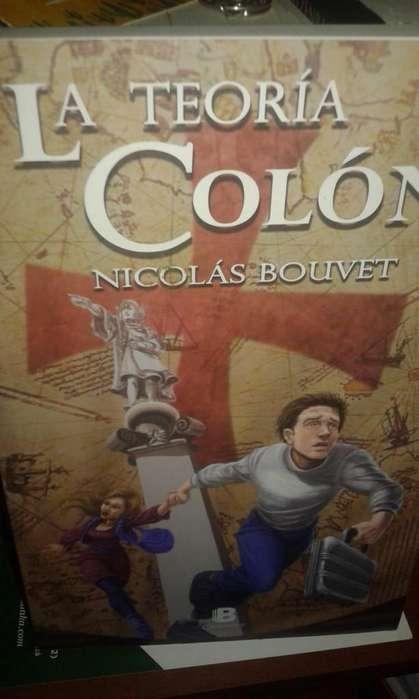 LA TEORÍA COLÓN- NICOLÁS BOUVET (DESCUENTO)