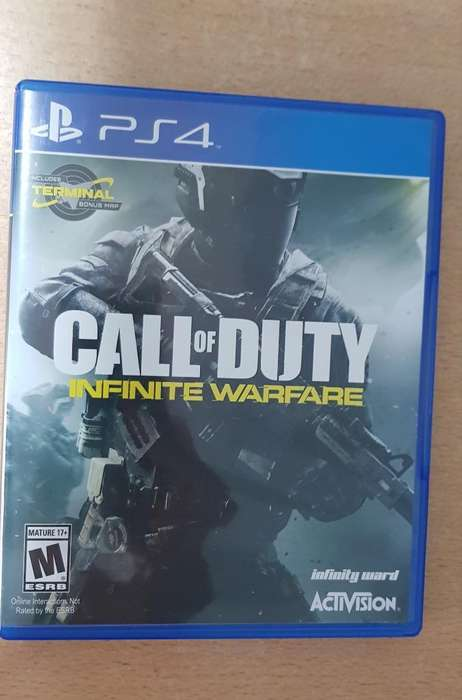 Call Of Duty Infinite Warfare Ps 4