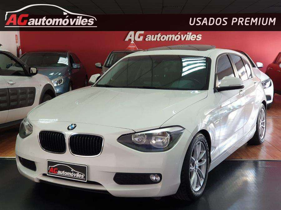 <strong>bmw</strong> 116 2013 - 55000 km