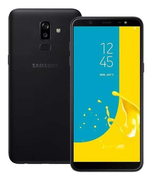 Samsung Galaxy J8 2018 32gb 3 Ram Huella 16mpx Nuevo