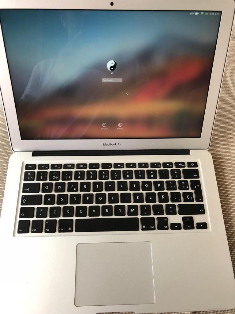 MacBook Air 13.3 128GB Core I5 10/10 Garantia 6 MESES 290 ciclos
