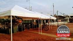 Carpas para Eventos Solo en Cartagena
