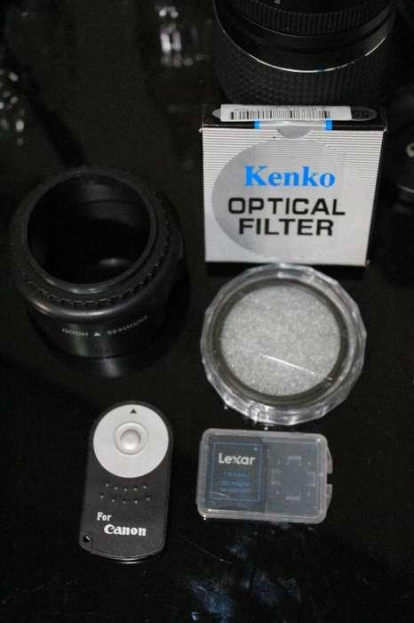 Kit para Camara Canon