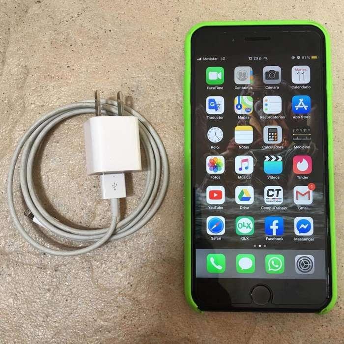 iPhone 7 Plus 32 Gb Perfecto Estado