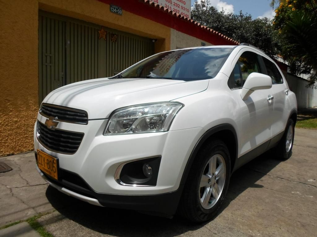 Chevrolet Tracker 2015 Automatica Sunroof