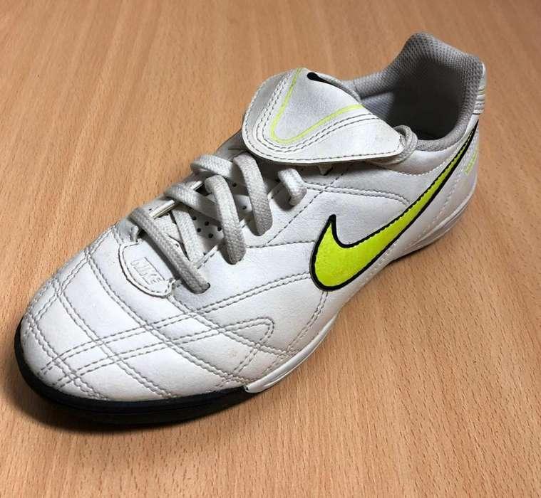Nike Tiempo Original Nuevo Niño 32,5