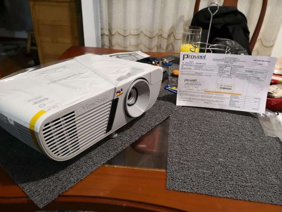 Proyector Full Hd Viewsonic Pjd7828hdl