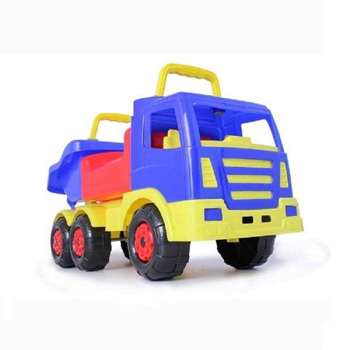 Carro Montable Infantil Niño Juguete Paseador Volqueta Caminador