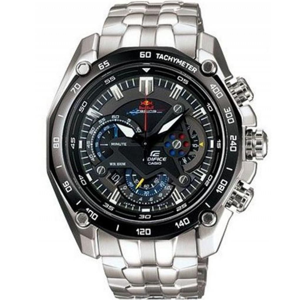8da4207b3989 Reloj Casio Edifice Red Bull Edicion Limitada EF 550RBSP Nuevo en Caja