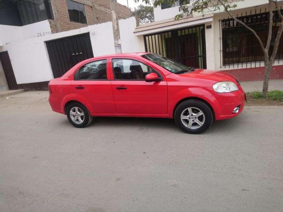 Chevrolet Aveo 2008 - 143000 km