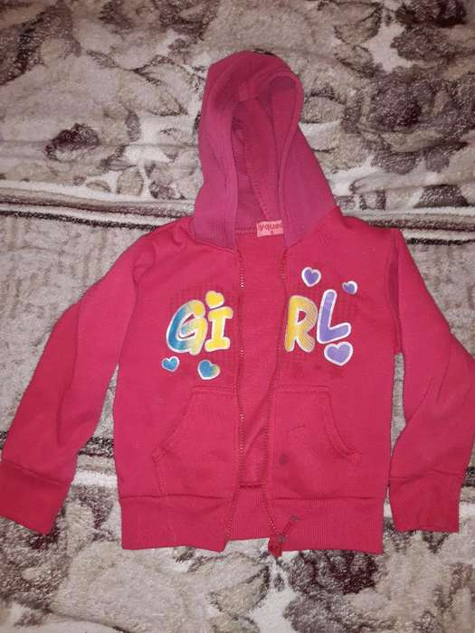 Campera Talle 4.6