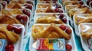 refrigerios y almuerzos institucionales 3107441910