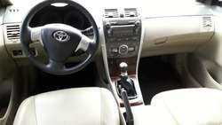 Vendo Toyota Corolla 1.8 Se-g 2013