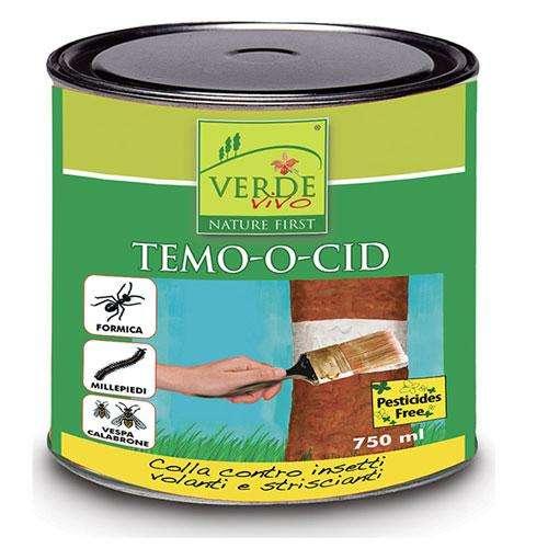Control Plagas de moscas TEMOOCID